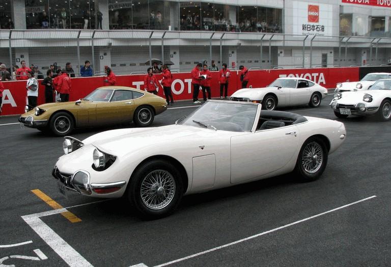 1967 Toyota 2000GT roadster 196405