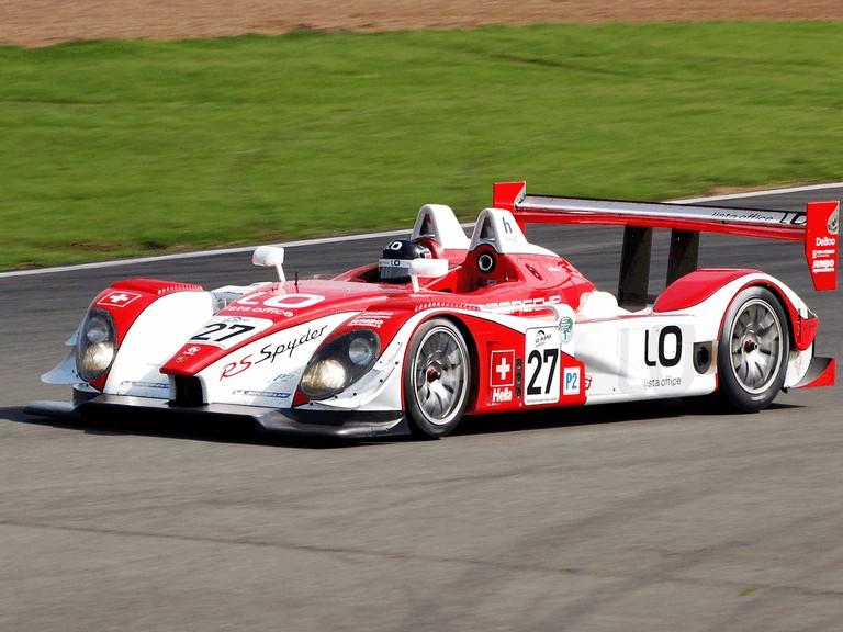 2008 Porsche RS Spyder 232144
