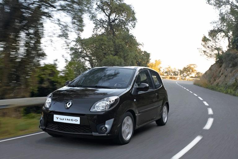 2008 Renault Twingo 232308