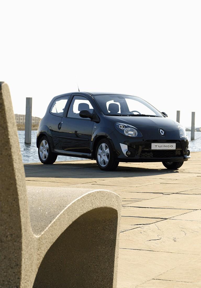 2008 Renault Twingo 232310