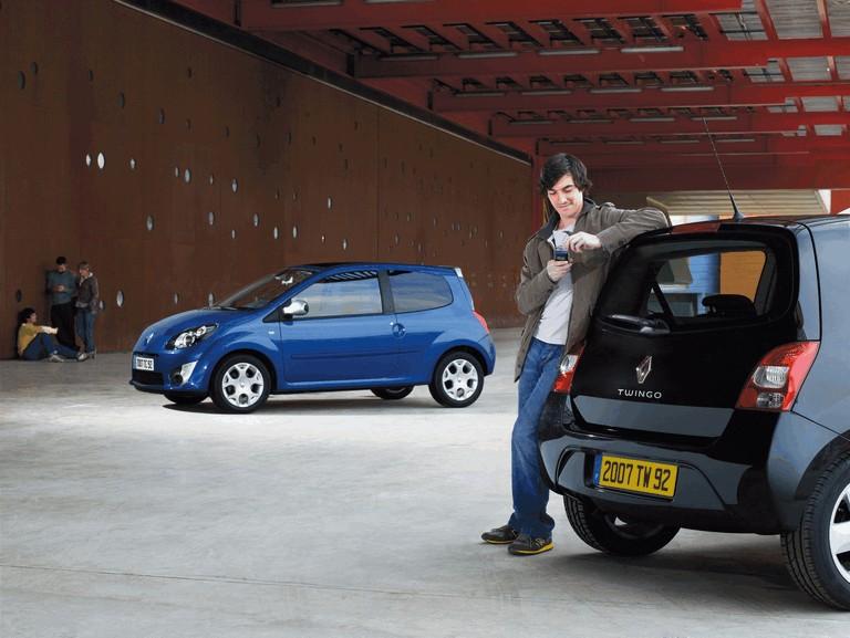 2008 Renault Twingo 232311
