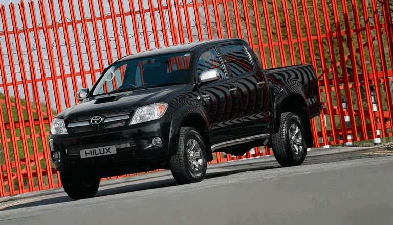 2008 Toyota HiLux Limited Edition 233248