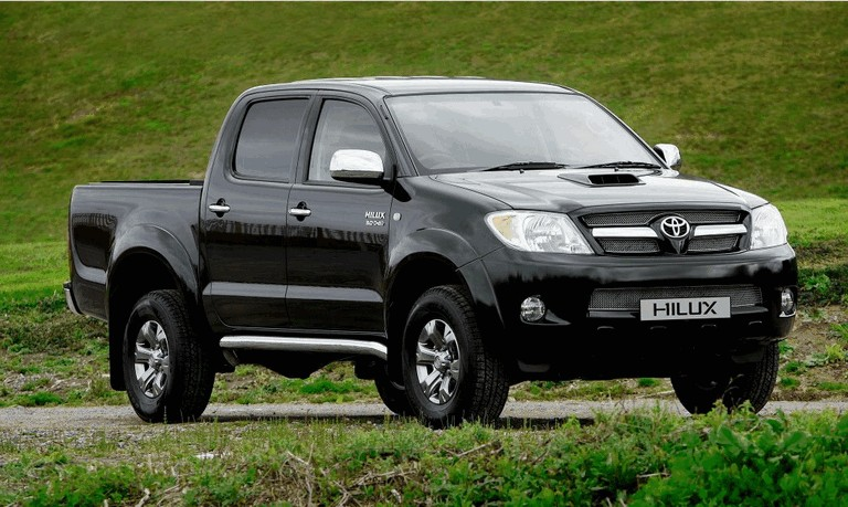 2008 Toyota HiLux Limited Edition 233251