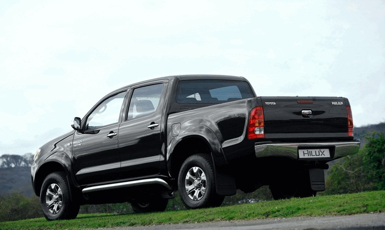 2008 Toyota HiLux Limited Edition 233253