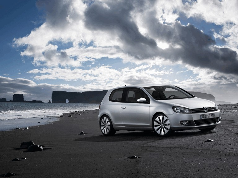 2008 Volkswagen Golf VI 233349