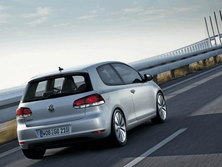 2008 Volkswagen Golf VI 233350