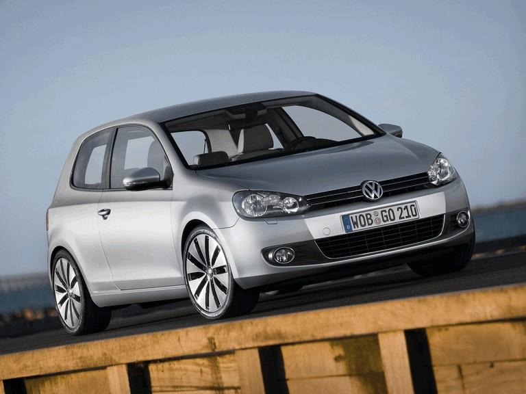 2008 Volkswagen Golf VI 233362