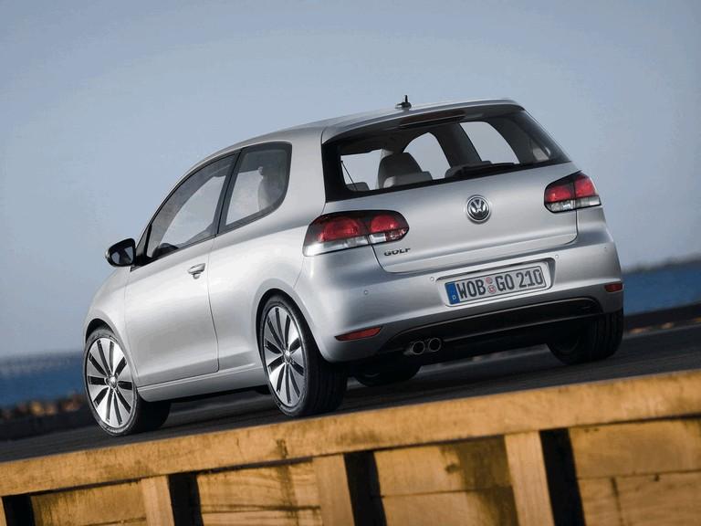 2008 Volkswagen Golf VI 233363