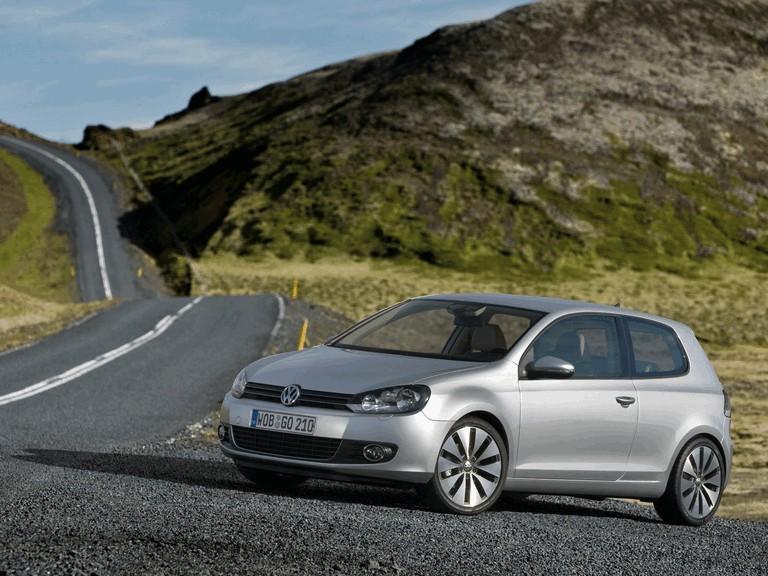 2008 Volkswagen Golf VI 233369