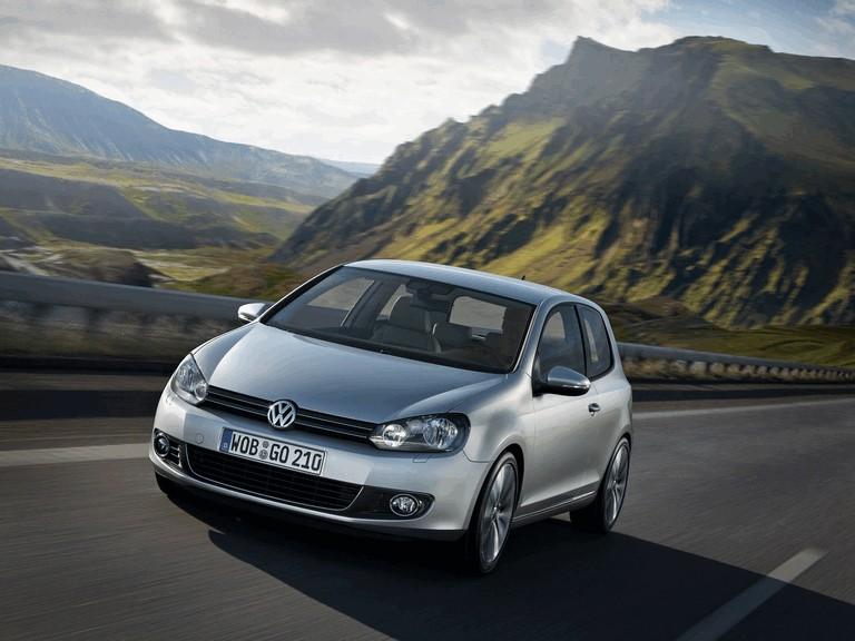 2008 Volkswagen Golf VI 233370