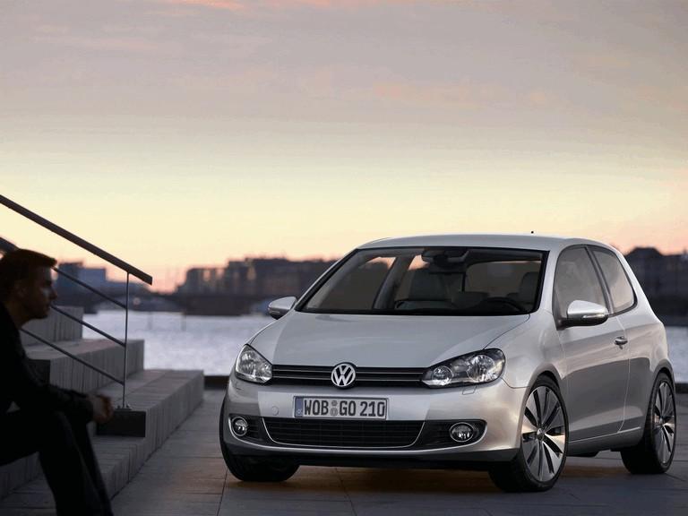 2008 Volkswagen Golf VI 233372