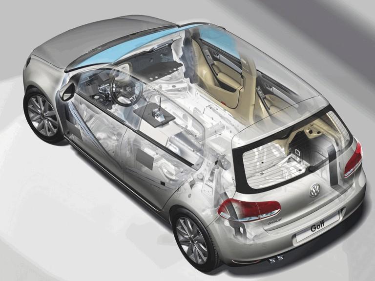2008 Volkswagen Golf VI 233392