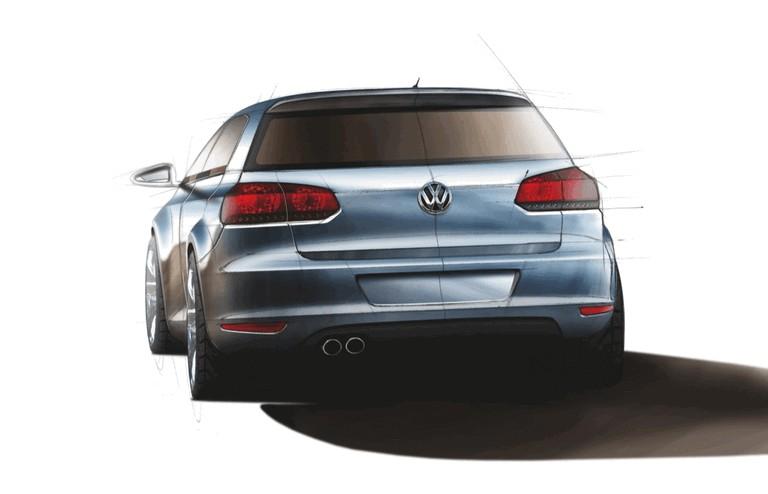 2008 Volkswagen Golf VI 233395