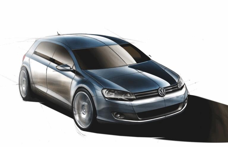 2008 Volkswagen Golf VI 233397