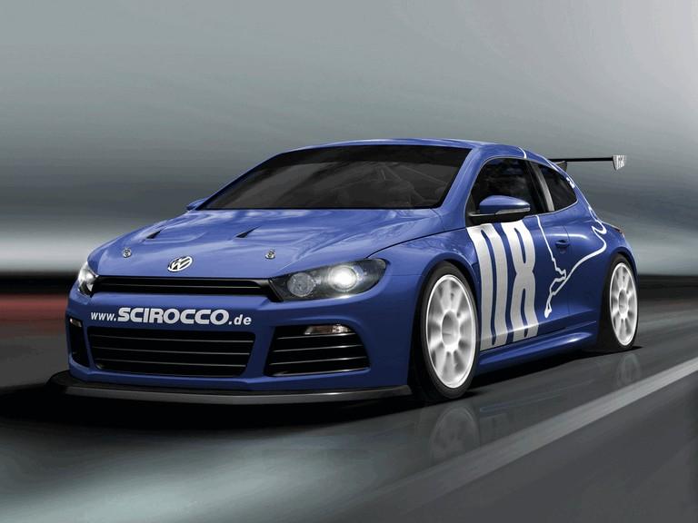 2008 Volkswagen Scirocco GT24 233492