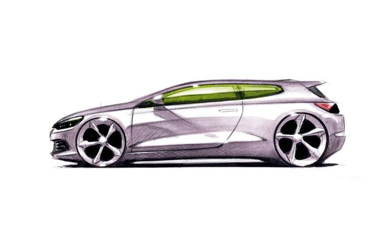 2008 Volkswagen Scirocco GT24 233501