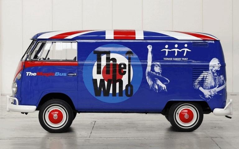 2008 Volkswagen The Who magic bus 233505