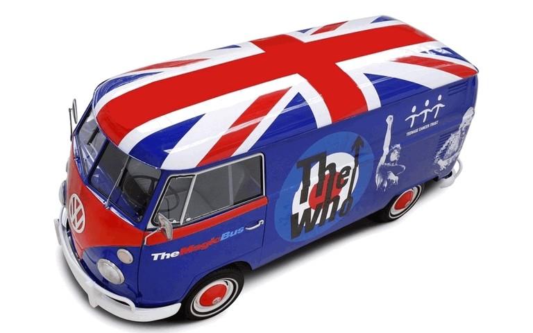 2008 Volkswagen The Who magic bus 233506