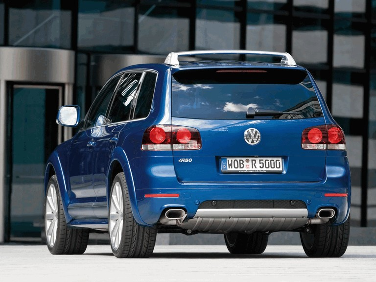 2008 Volkswagen Touareg R50 233512