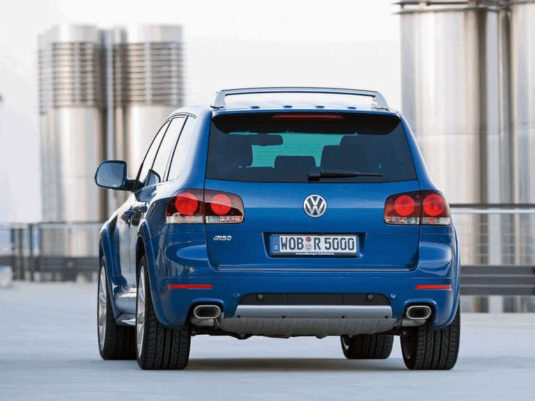 2008 Volkswagen Touareg R50 233513