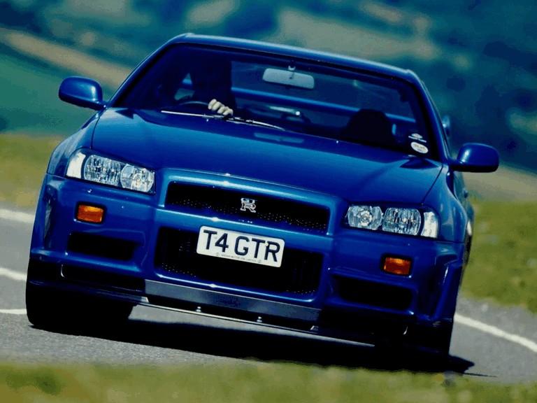 1998 Nissan Skyline GT-R R34 482505