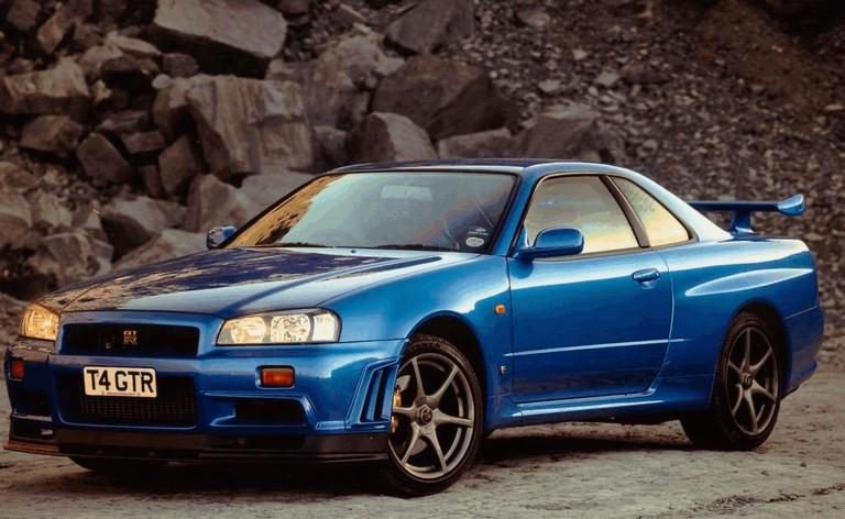 1998 Nissan Skyline GT-R R34 482509