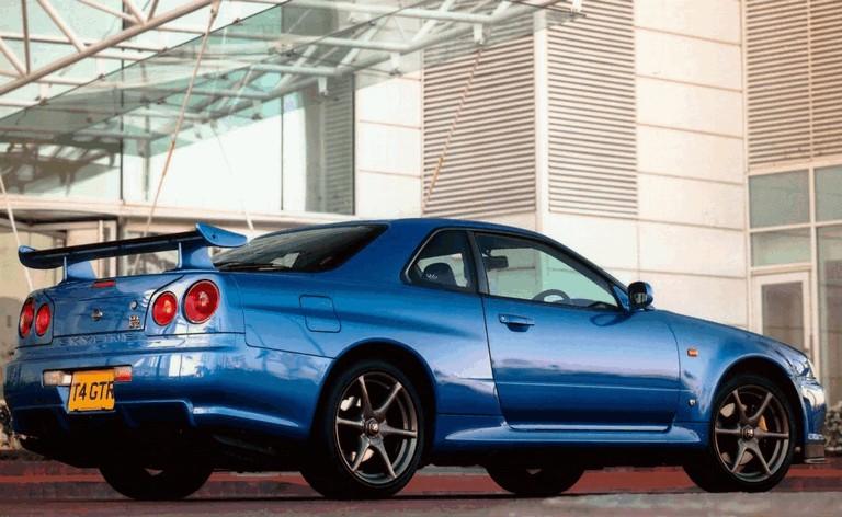 1998 Nissan Skyline GT-R R34 482510