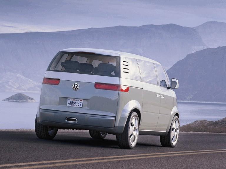 2008 Volkswagen Microbus concept 233932