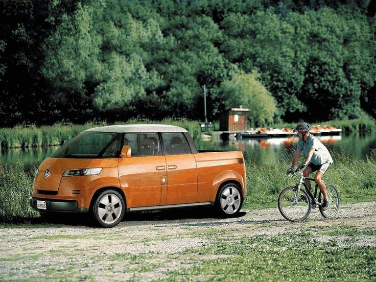 2008 Volkswagen Microbus concept 233940