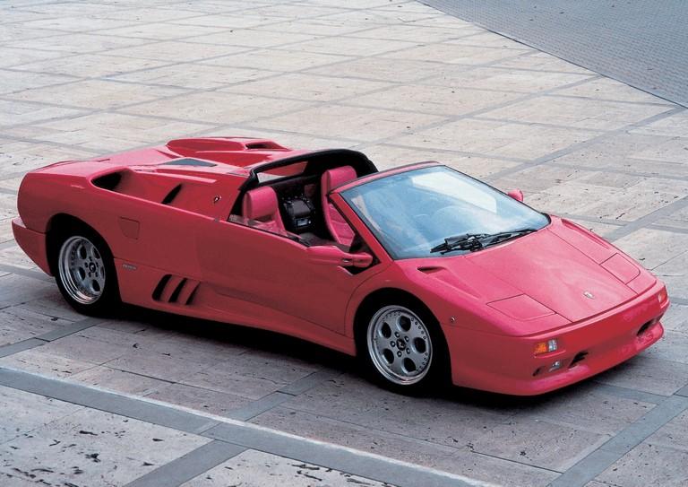 1998 Lamborghini Diablo roadster 482515