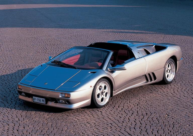1998 Lamborghini Diablo roadster 482516