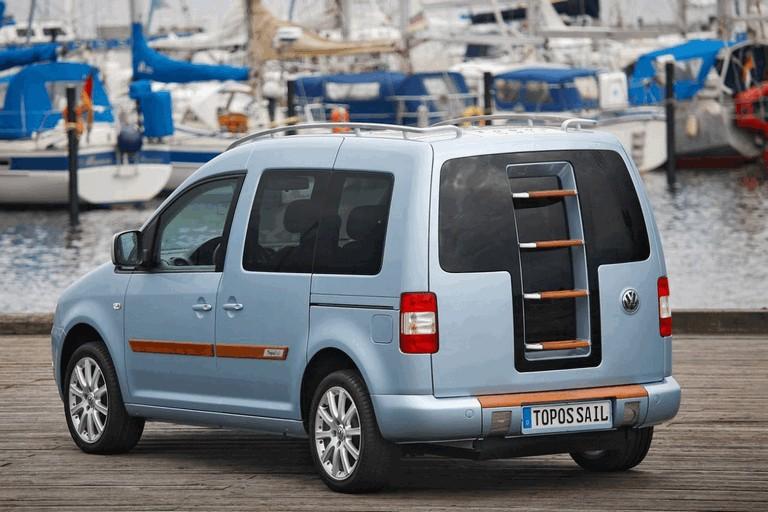 2008 Volkswagen Caddy Topos Sail 233976