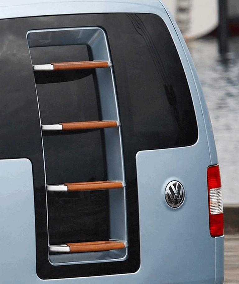 2008 Volkswagen Caddy Topos Sail 233977