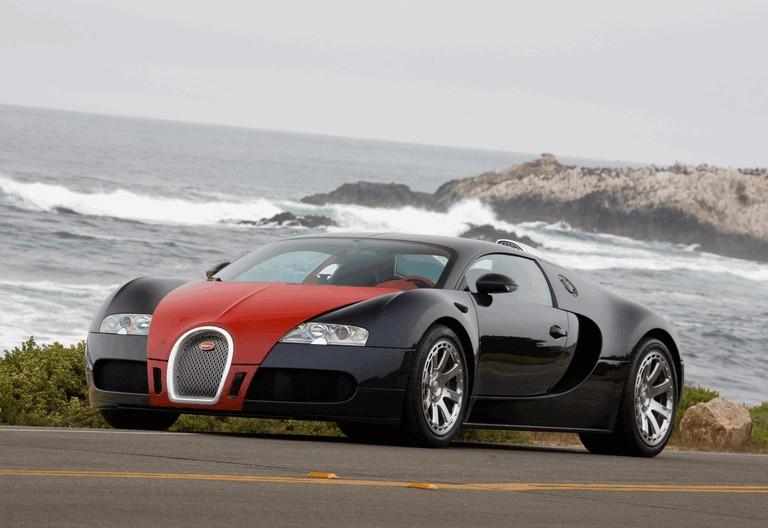 2008 Bugatti Veyron 16.4 Fbg par Hermès ( new colours ) 497755