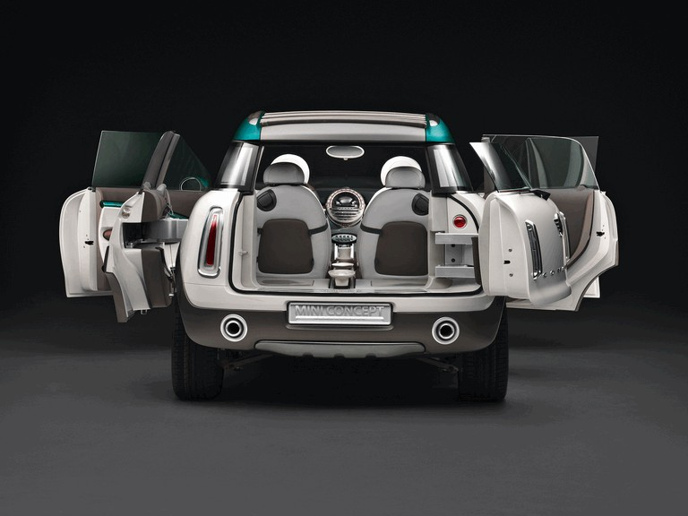 2008 Mini Crossover concept 497722