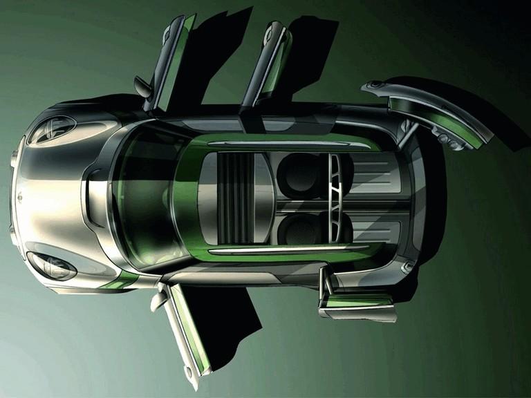 2008 Mini Crossover concept 497741