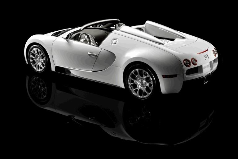 2008 Bugatti Veyron 16.4 Grand Sport 497804