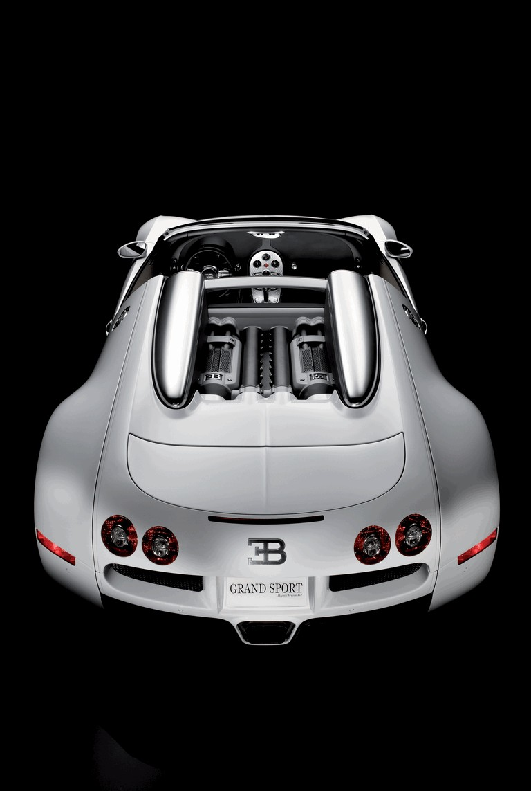 2008 Bugatti Veyron 16.4 Grand Sport 497808