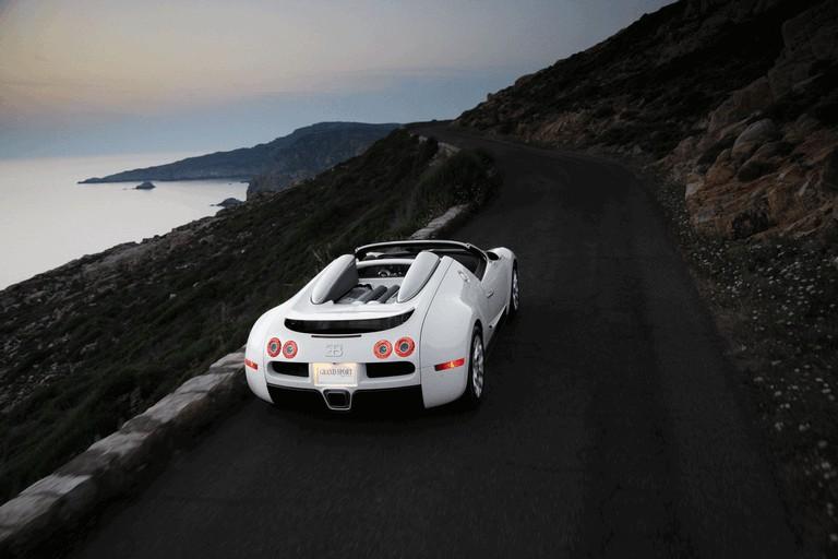 2008 Bugatti Veyron 16.4 Grand Sport 497812