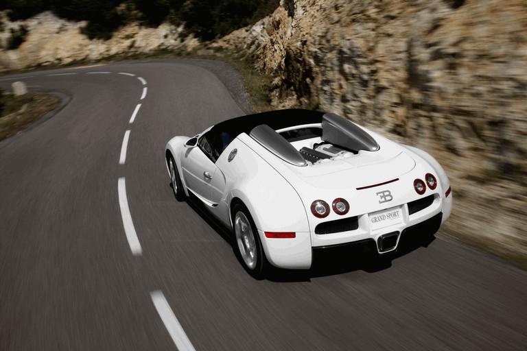 2008 Bugatti Veyron 16.4 Grand Sport 497814