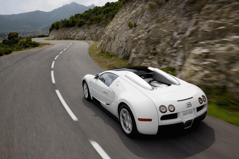 2008 Bugatti Veyron 16.4 Grand Sport 497815
