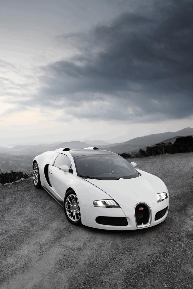 2008 Bugatti Veyron 16.4 Grand Sport 497823