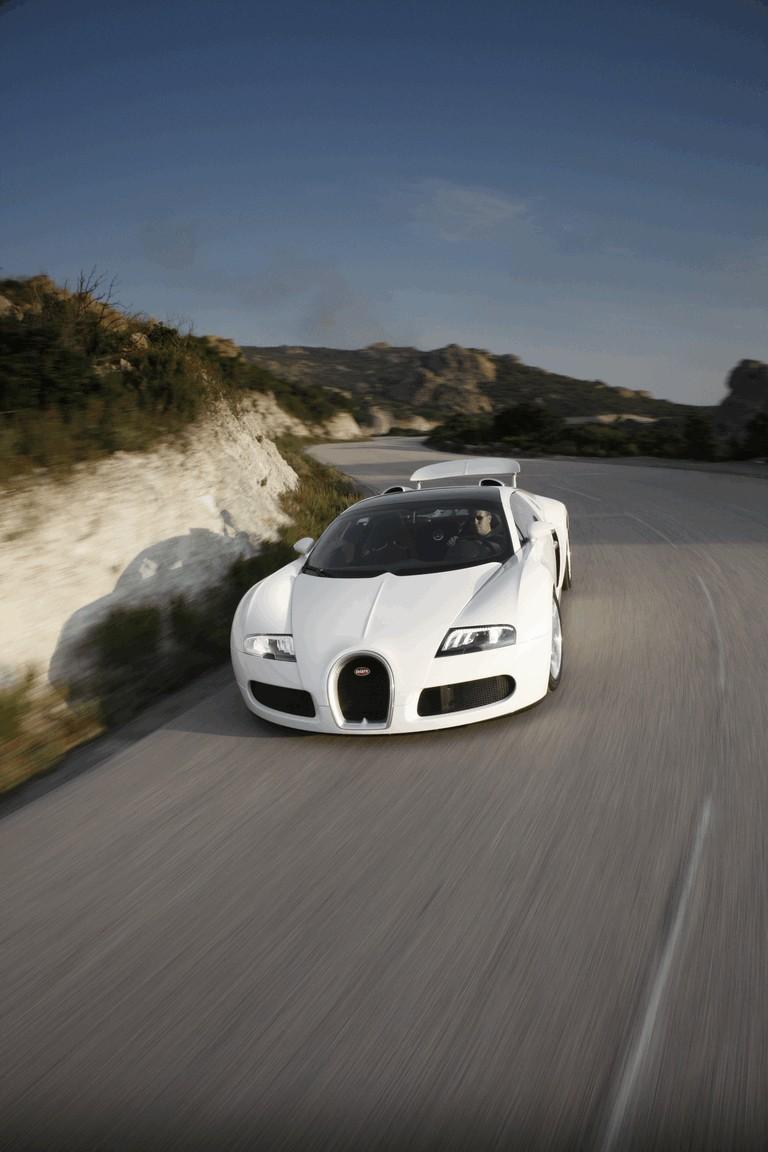 2008 Bugatti Veyron 16.4 Grand Sport 497826