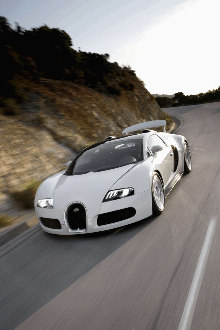 2008 Bugatti Veyron 16.4 Grand Sport 497827
