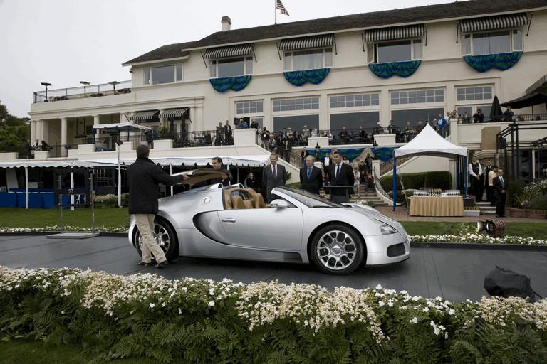 2008 Bugatti Veyron 16.4 Grand Sport 497830