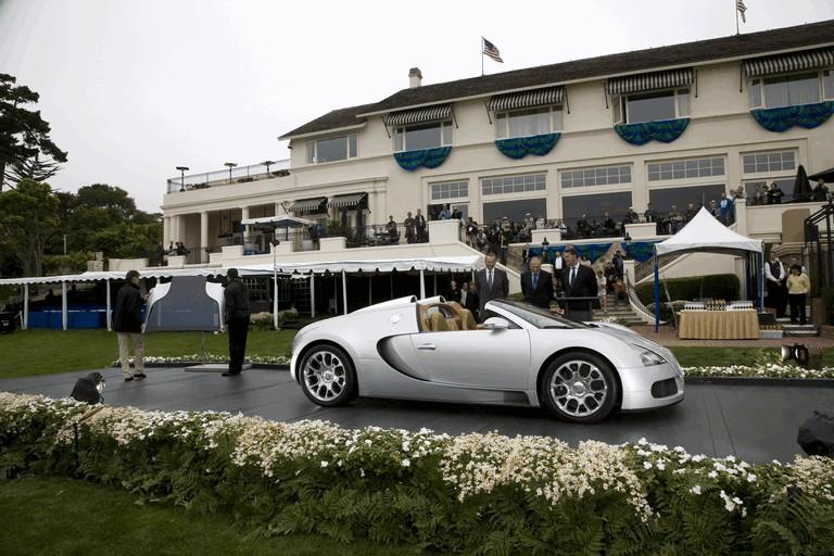 2008 Bugatti Veyron 16.4 Grand Sport 497832