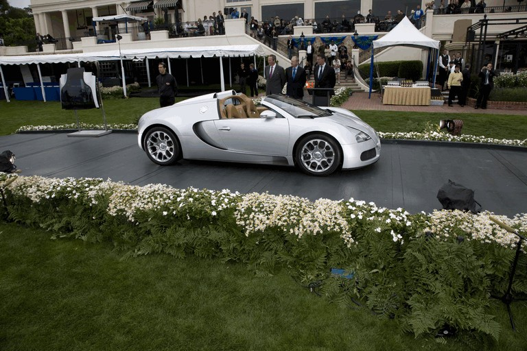 2008 Bugatti Veyron 16.4 Grand Sport 497833