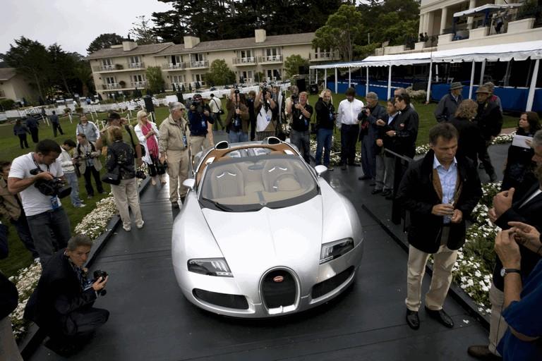 2008 Bugatti Veyron 16.4 Grand Sport 497836
