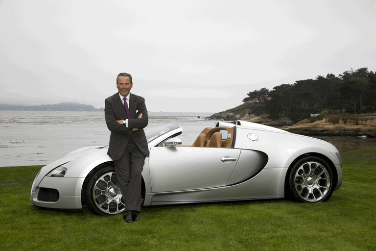 2008 Bugatti Veyron 16.4 Grand Sport 497837