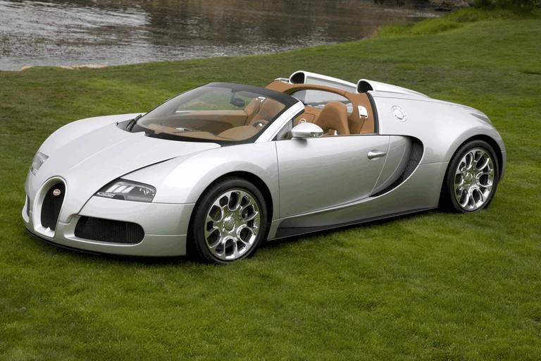 2008 Bugatti Veyron 16.4 Grand Sport 497838